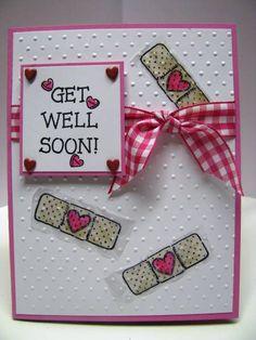Happy Healing - Homemade Cards, Rubber Stamp Art, & Paper Crafts - Splitcoaststampers.com
