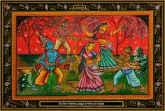 why is holi celebrated why we celebrate holi in hindi holi festival essay holi festival information holi facts holi festival india 2017 why we celebrate holi in short holi wikipedia holi festival 2017 Picture Of Holi Festival, Holi Festival Essay, Holi Festival India, Festival Image, Holi Pictures, Pictures To Draw, Traditional Paintings, Traditional Art, Holi Drawing