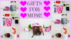 Show her you care by creating a DIY gift from scratch. Diy Gifts For Mom, Diy Mothers Day Gifts, Mother Gifts, Handmade Gifts, Handmade Items, Mother's Day Diy, Kids Shows, Some Ideas, Diy Necklace