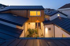 3대가 함께 살아가는 집   1boon Interior Architecture, Outdoor Decor, House, Concept, Home Decor, Houses, Architecture Interior Design, Decoration Home, Home