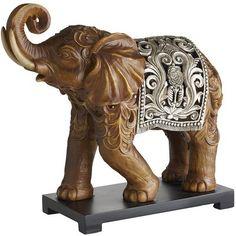 Elephant statue. Love it
