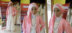 Makeup & Fashion Hijab by Mama Meme Costume