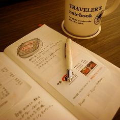 TRAVELER'S notebook