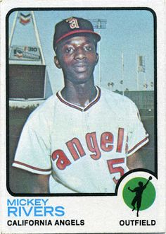 104 Best Mlb Baseball Cards California Angels Images In 2019