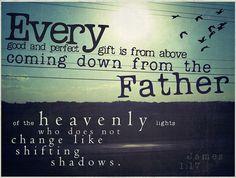 God's love is unchangeable!!!