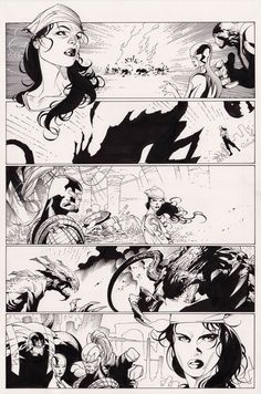 WildC.A.T.S (Vol 1) Issue: 25 Page: 27 Comic Art