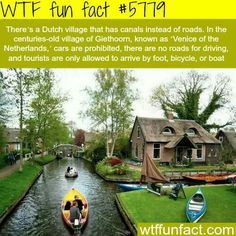 """See 1256 photos and 52 tips from 6119 visitors to Giethoorn. """"Giethoorn, the """"Venice of the North"""" is a small town in the Province of Overijssel. Oh The Places You'll Go, Cool Places To Visit, Places To Travel, Dream Vacations, Vacation Spots, I Want To Travel, To Infinity And Beyond, Travel Goals, Car Travel"""