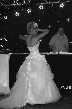 Bride asking for a special song......