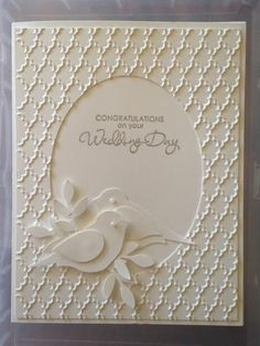 Tips for DIY Wedding Card Ideas to Make- Unless you plan to invite, like, hundreds people to your wedding, DIY wedding invitation card surely is a truly interesting idea to accomplish. wedding cards Tips for DIY Wedding Card Ideas to Make Wedding Card Ideas To Make, Wedding Day Cards, Wedding Shower Cards, Wedding Cards Handmade, Wedding Anniversary Cards, Greeting Cards Handmade, Happy Anniversary, Wedding Sentiments For Cards, Handmade Anniversary Cards