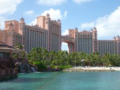 Atlantis Paradise Island Bahamas  Thank you Team Beachbody, I won this trip for helping people. Now I am able to take my family on 1 of our dream vacations.  www.lifestylescha...