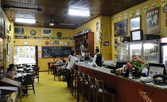 A tradição cervejeira de Ribeirão não se restringe ao Pinguim, o bar Cervejarium, por exemplo, promove degustações
