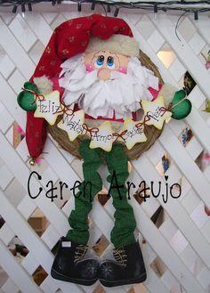 Merry Christmas, Christmas Clay, Father Christmas, Christmas Holidays, Christmas Ornaments, Handmade Crafts, Diy And Crafts, Holiday Crafts, Holiday Decor