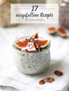 Superleckeres Superfood: 17 Rezeptideen mit Chia-Samen