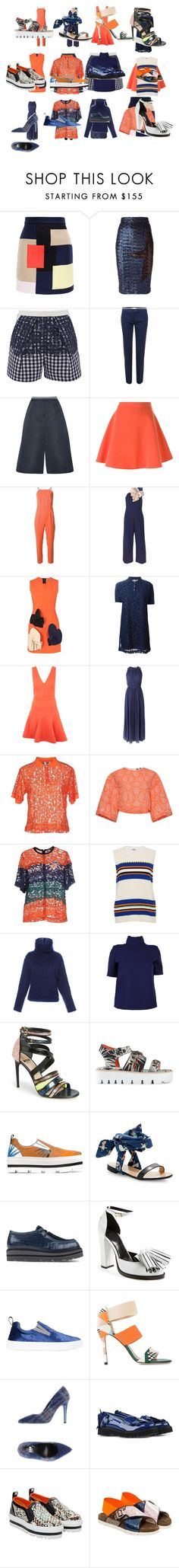 """Untitled #2963"" by luciana-boneca on Polyvore featuring MSGM"
