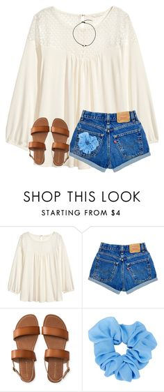 """pep rally tomorrow!"" by ponyboysgirlfriend ❤ liked on Polyvore featuring H&M and Aéropostale"