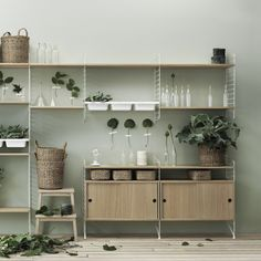 A+R Store - String Shelving System: Cabinets + Chests - Product Detail