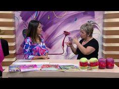 Mulher.com - 15/10/2016 - Colete em tricô - Vitória Quintal PT1 - YouTube