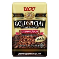 (UCC) Gold Special Special Blend Coffee Beans  (360 grams)
