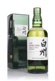 The Hakushu Single Malt Whisky – Distiller's Reserve