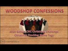 2016 Gatton CNC Christmas Challenge - YouTube