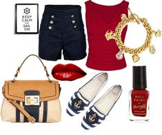 2014 polyvore spring fashions for women | 18 Casual Polyvore With Flats - Fashion Diva Design