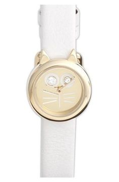 This watch is the cat's meow!