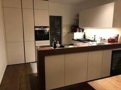 Kitchen Cabinets, Home Decor, Detached House, Interior Design, Home Interior Design, Dressers, Home Decoration, Decoration Home, Kitchen Cupboards
