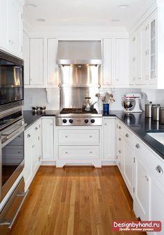 Дизайн кухни 6 кв м: фото и идеи интерьера