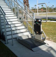 Wheelchair Lift Designs and Styles | Business Directory and FREE Referral Service connecting you to Commercial and Residential Wheelchair Lift Professionals.