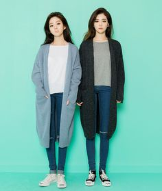 #korean, #fashion, #twin, #look