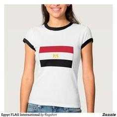 Egypt FLAG International Shirt
