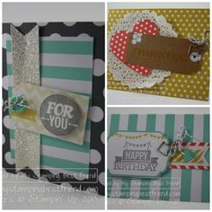 Stampin' Up!'s NEW Everyday Occasions kit is now available!! Only 29.95!! 20 different cards, and a stamp set is included!