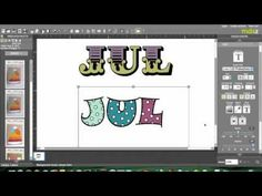 This video will show you how to use My Digital Studio (MDS) to color fill your fonts using the Freeform brush layer feature. If you have any questions, pleas...
