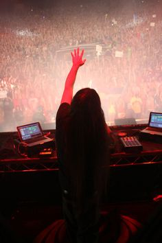 Bassnectar at Red Rocks.