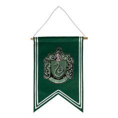 Slytherin Crest Banner