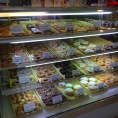 The ultimate! Tatonut Donut Shop in Ocean Springs! Ocean Springs, Donut Holes, Donut Shop, Doughnuts, Stuffed Mushrooms, Southern, Chocolate, Breakfast, Life