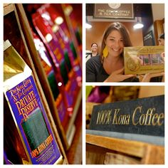 Kona Coffee & Tea - Don't miss their Coffee Club!