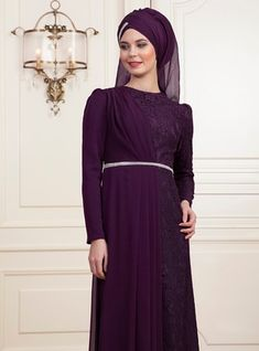 The perfect addition to any Muslimah outfit, shop Al-Marah's stylish Muslim fashion Navy Blue - Multi - Fully Lined - Crew neck - Muslim Evening Dress. Find more at Modanisa! Muslim Evening Dresses, Hijabi Girl, Navy Blue Dresses, Muslim Fashion, Different Styles, Crew Neck, Elegant, Long Sleeve, Girls