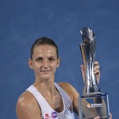 Brisbane International Tennis Women's Final - Pliskova vs Cornet