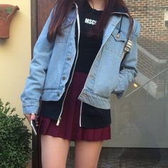 Image via We Heart It #aesthetic #asia #asian #asiangirl #black #blue #cardigan #clothe #clothes #fashion #fashionable #girl #girls #grunge #japan #japanese #japanesegirl #jean #jeans #korea #korean #koreangirl #look #outfit #outfits #pale #pretty #punk #purple #shirt #short #skirt #style #ulzzang #k-fashion #japanstyle #asianstyle #ulzzanggirl #koreanstyle #cute #kfashion