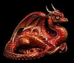 Lap Dragon - Red Fire