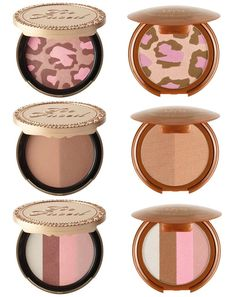 Best Too Faced Dupes! (Eye palettes, blushes, bronzers) | Beauty4Free2U