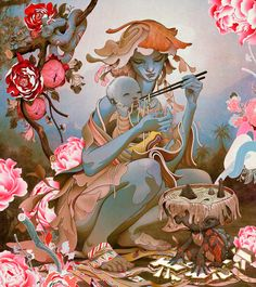 SUPERSONIC ART: James Jean, Recent Work. Recent paintings by the...