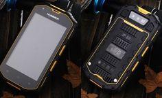 SmartPhone HUMMER Dual SIM (Resistente ao choque, água & poeira) DESBLOQUEADO