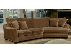 For Robert Michaels Easton Armless Loveseat And Other Living Room Sectionals At Sylvan Furniture In Lewiston Id