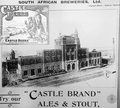 Our History continued Cape Colony, History Page, Local Brewery, Woodstock, Cape Town, South Africa, Places To Visit, Castle, African