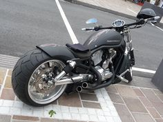 Harley V-Rod Custom