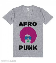 For all my afro punk people out there.