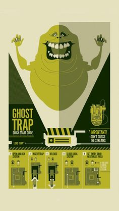 Ghost Trap Quick Start Guide #Ghostbusters