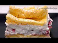 Érdekel a receptje? Kattints a képre! Küldte: Receptneked The Creator, Ice Cream, Desserts, Food, Bakken, No Churn Ice Cream, Tailgate Desserts, Deserts, Icecream Craft